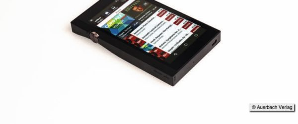 Onkyo DP-X1 High-Res-Player portabel mobil Player Test Review HiRes MQA