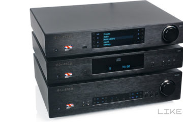 Cambridge Audio CXA80 CXC CXN Test Review Netzwerkplayer Streaming Network Player Verstärker Amp CD Player CD-Player