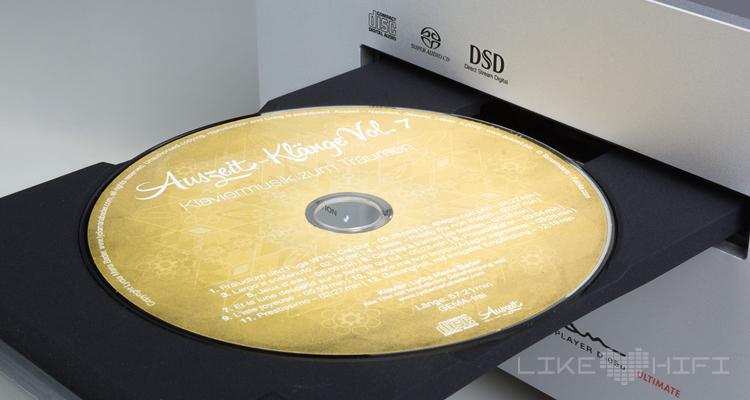 Test: Luxman D-05u SACD-Player & L-507uX Stereovollverstärker Review Amp CD