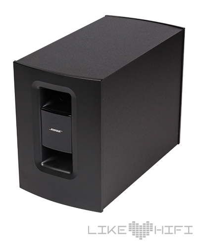 Test Bose Soundtouch 130 Subwoofer