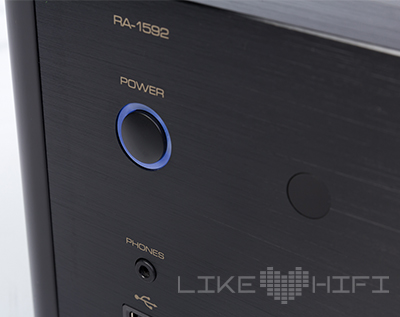 Rotel RA-1592 Stereovollverstärker Verstärker High End HiFi Test Review Amp