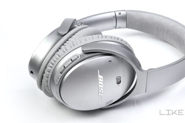 Bose QuietComfort 35 Kopfhörer Headphones Test Review Wireless Kabellos Soundlink