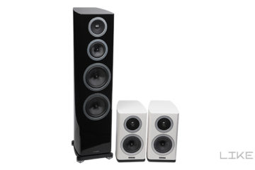Wharfedale REVA-4 Standlautsprecher Test Review Speaker Stand