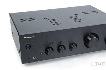 Pioneer A-50DA Test D/A-Wandler Vollverstärker Verstärker Amp DAC Test Review