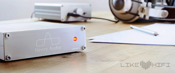 Test Henry Audio USB DAC 128 mkII Review