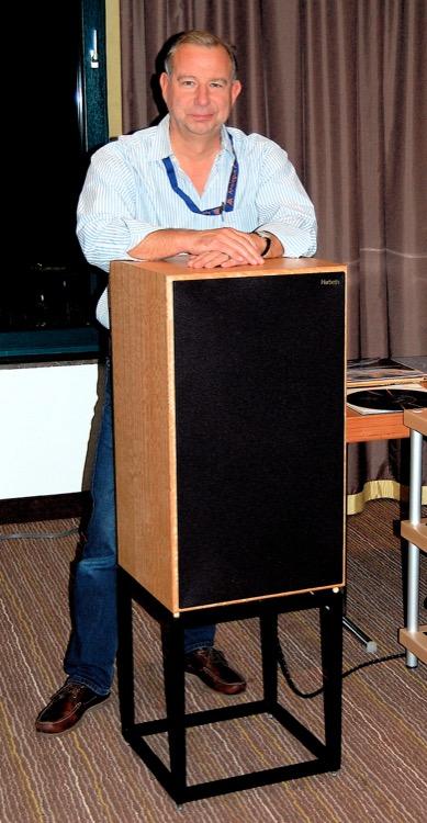Bernd Hömke von Input Audio