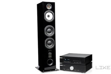 Musical Fidelity M6scd, M6si und Triangle Antal EZ Test Lautsprecher