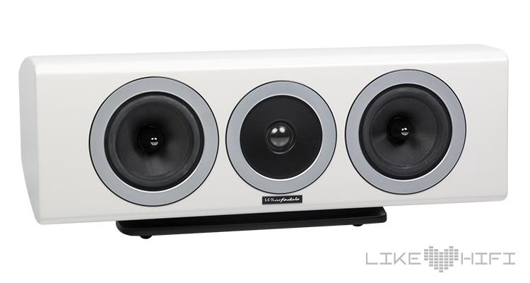 Wharfedale REVA-C Test Review Speaker Lautsprecher Center