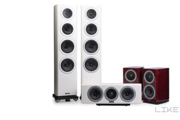 Test: Wharfedale REVA-3, REVA-1, REVA-C - 5.0 Lautsprecher-Set Review Heimkino