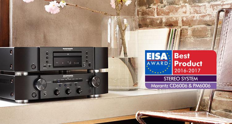 Marantz Pm6006 Und Cd6006 Die Beste Stereo Anlage Europas
