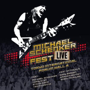 Michael Schenker Fest Live in Tokyo