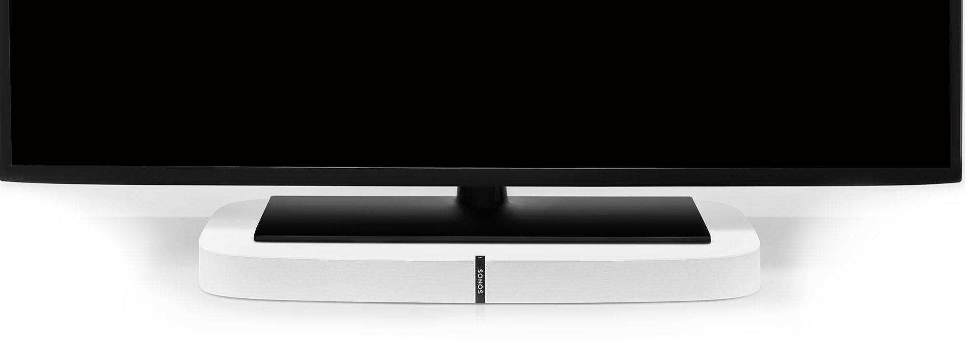 Die Sonos PLAYBASE Ist Eine TV Soundbar Und Noch Mehr