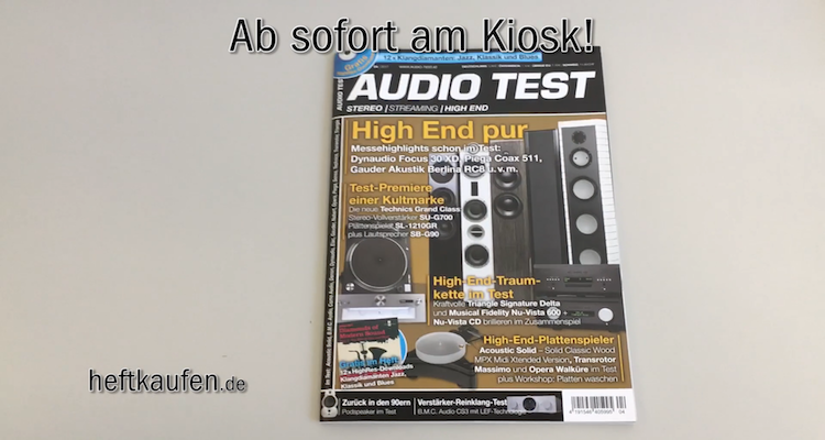blick in die audio test 04 2017 stereo streaming high end. Black Bedroom Furniture Sets. Home Design Ideas
