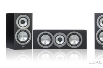 Elac Elac BS U5 CC U5 Uni-Fi Serie Test Review