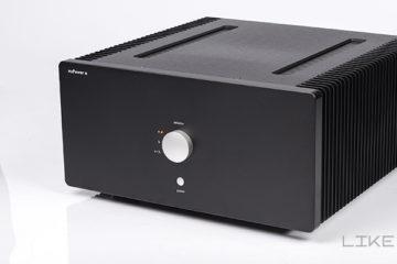 Nubert nuPower A Endstufe Verstärker Amp Review Test