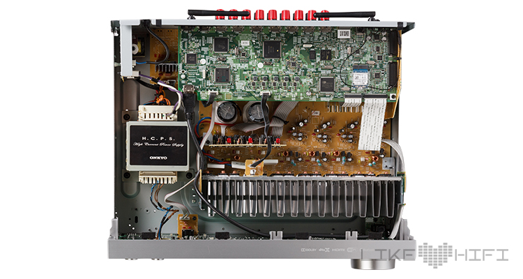 Onkyo TX-NR656: Hauptplatine