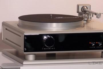 Burmester 175 Schallplattenspieler High End Turntable Plattenspieler Dieter Burmester