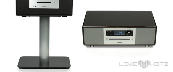 Test Review Sonoro sonoroSTEREO 2 HiFi Anlage Bluetooth