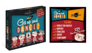 Get Up And Dance ! 5 CD Box Set limited