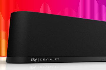 Sky Soundbox Front