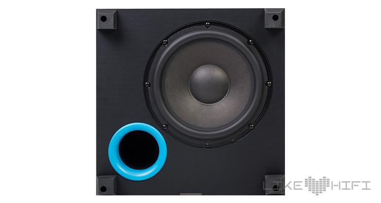 test definitive technology w studio micro wenig kabel. Black Bedroom Furniture Sets. Home Design Ideas