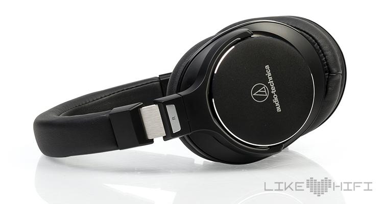Test Review Audio-Technica ATH-MSR7NC High-Res Kopfhörer ANC