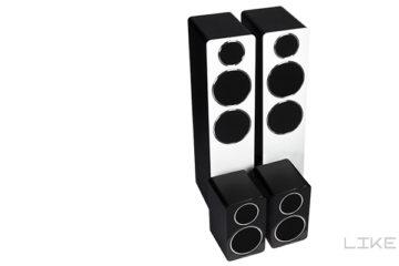 Test Wharfedale Diamond A1, A2 Aktivlautsprecher Lautsprecher Speaker Review