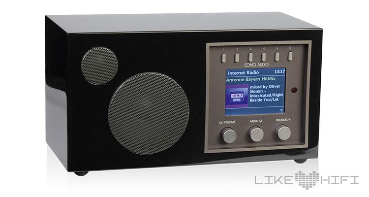 Wonderbaarlijk Test: Como Audio Solo - Klein aber oho (DAB-Radio) - likehifi.de OM-02
