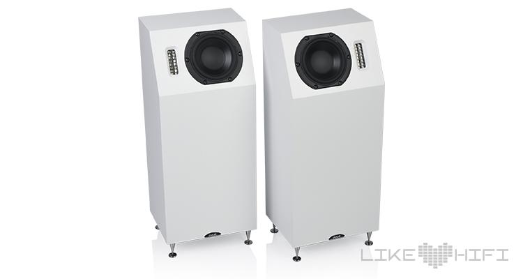 Neat Acoustic Iota Alpha
