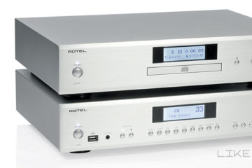 Test Rotel A14 Vollverstärker und CD14 CD-Player Test Review Amp