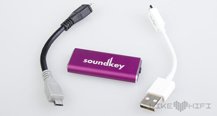 Cyrus soundKey