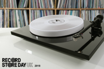 Rega Record Store Day 2018 turntable