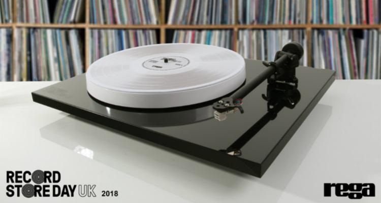Rega Record Store Day 2018 turntable