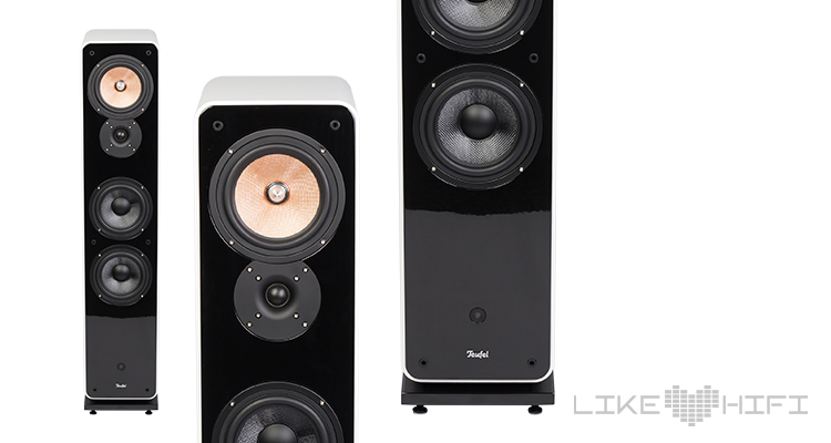test teufel ultima 40 aktiv stereo. Black Bedroom Furniture Sets. Home Design Ideas