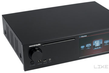 CocktailAudio X35 Test Review All-in-One Musikserver Streamer Ripper CD Player