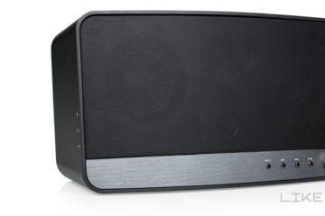 Pioneer MRX-5 Wireless Multiroom Lautsprecher Test Review Speaker