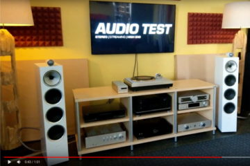 Youtube Kanal AUDIO TEST