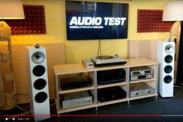 Youtube Kanal AUDIO TEST