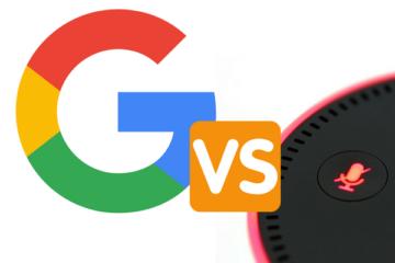 Google Home überflügelt erstmals Amazon Echo