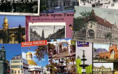 Hazel Leach Postcard Collection