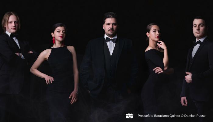 Bataclana Quintet JazzFest.Wien