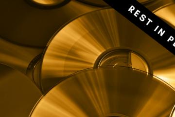CD Marktanteil unter Musik-Streaming