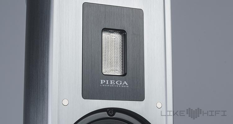 Piega Premium 701 Standlautsprecher Hochton-Bändchen