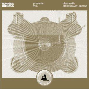 Clearaudio Vinyl Anniversary Record Running Back Schallplatte Album