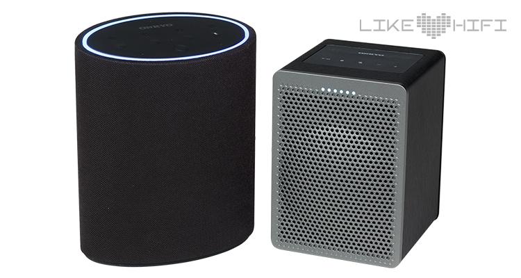 Die Smartspeaker von Onkyo mit Alexa und Google