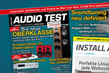AUDIO TEST Ausgabe 06/18