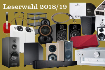 AUDIO TEST und likehifi.de Leserwahl 2018/19 Gewinnspiel