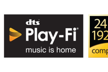 Logo DTS Play-Fi