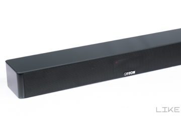Canton DM5 Soundbar Test