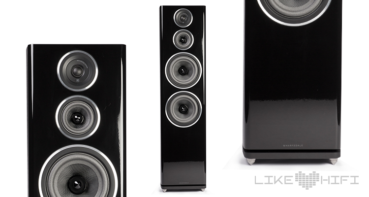 Wharfedale Diamond 11.5 Standlautsprecher Test Review